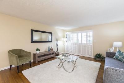 Mountain View Condo/Townhouse For Sale: 400 Ortega Avenue #A109