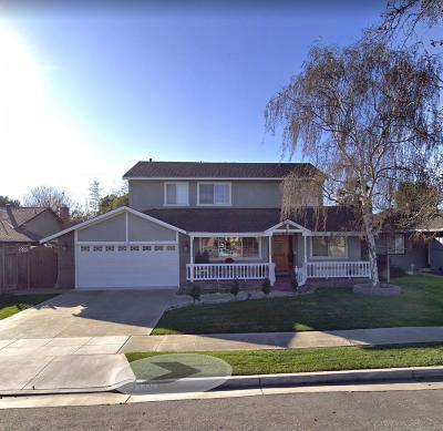 San Jose Single Family Home For Sale: 1332 Crestwood Drive