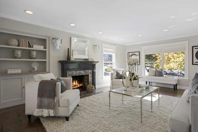Burlingame Single Family Home For Sale: 1609 Ray Drive