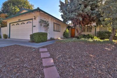 Mountain View Single Family Home For Sale: 331 Aldean Avenue