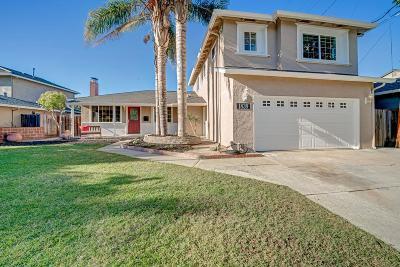 San Jose Single Family Home For Sale: 1839 Tioga Way