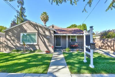 San Jose Single Family Home For Sale: 1261 Curtner Avenue