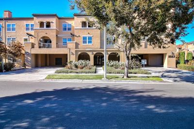 Santa Clara Condo/Townhouse For Sale: 1883 Agnew Road #434