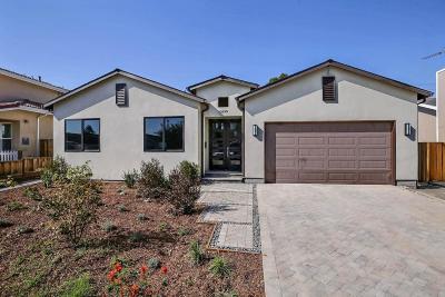 Cupertino Single Family Home For Sale: 10699 Gascoigne Drive
