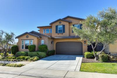 Rocklin Single Family Home For Sale: 801 Calico Drive