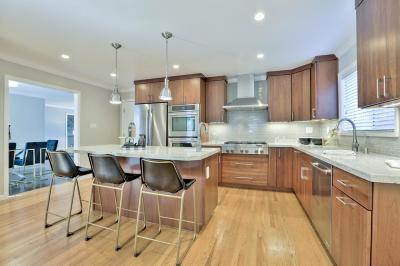 San Mateo Single Family Home For Sale: 607 Highview Court