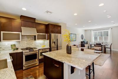 San Jose CA Condo/Townhouse For Sale: $899,000