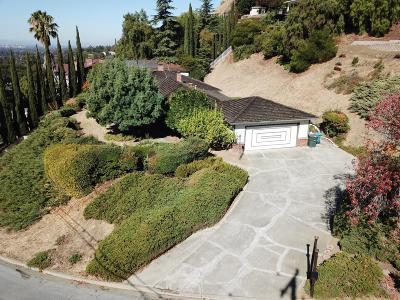 San Jose Single Family Home For Sale: 15731 Simoni Drive