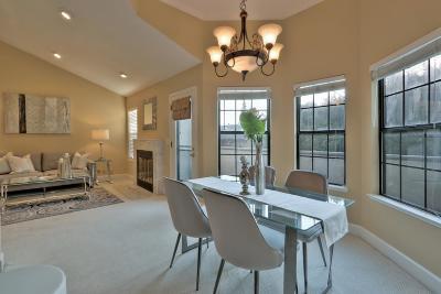 San Jose Condo/Townhouse For Sale: 611 La Maison Drive