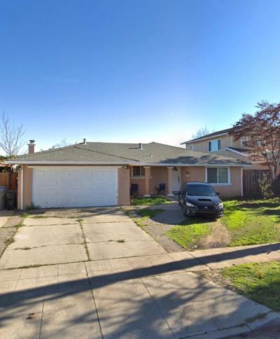 San Jose Single Family Home For Sale: 1372 Woodman Court