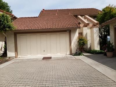 San Jose Single Family Home For Sale: 374 Via Primavera Drive