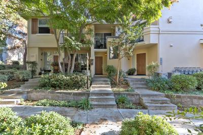 San Jose CA Condo/Townhouse For Sale: $569,000