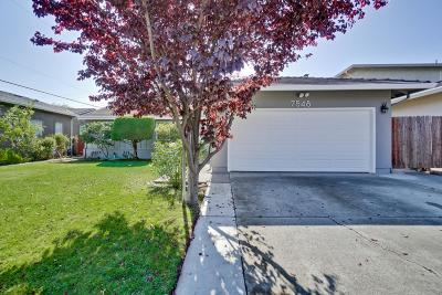 Cupertino Single Family Home For Sale: 7548 Bollinger Road