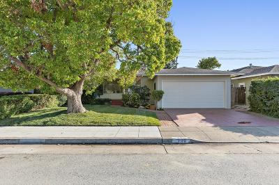 San Mateo Single Family Home For Sale: 790 Fiesta Drive