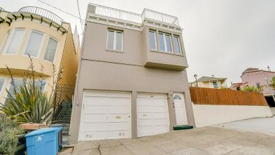 San Francisco Condo/Townhouse For Sale: 106 Grand View Avenue