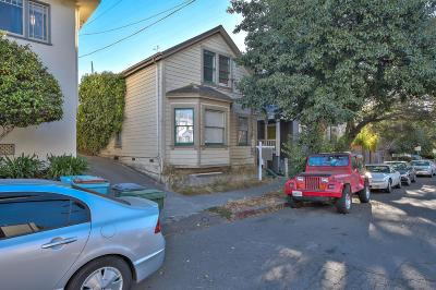 Berkeley Single Family Home For Sale: 2308 Parker Street