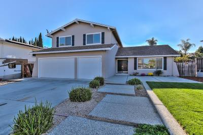 San Jose Single Family Home For Sale: 2822 Norcrest Court