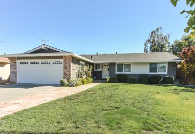 San Jose Single Family Home For Sale: 5342 Rucker Drive