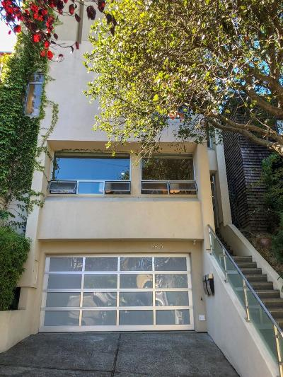 San Francisco Single Family Home For Sale: 860 De Haro Street