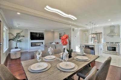 San Jose Single Family Home For Sale: 3332 Holly Drive