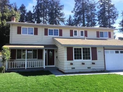 San Jose Single Family Home For Sale: 1034 Almarida Drive