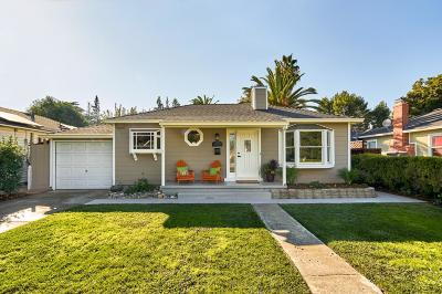 San Jose Single Family Home For Sale: 1125 Thornton Way
