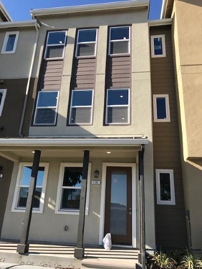Milpitas Condo/Townhouse For Sale: 1132 California Cir