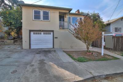 Vallejo Single Family Home For Sale: 931 Hargus Avenue
