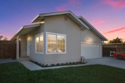 Milpitas Single Family Home Pending Show For Backups: 199 Lawton Drive