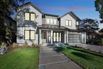 San Jose Single Family Home For Sale: 2370 Lansford Avenue