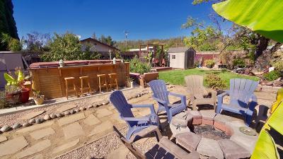 Santa Cruz Single Family Home For Sale: 320 Roxas Street