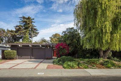 Palo Alto Single Family Home For Sale: 1949 Edgewood Drive