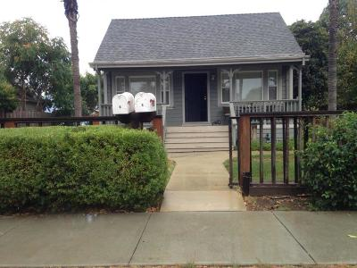 Gilroy Multi Family Home For Sale: 7221 Forest Street