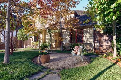 Burlingame Single Family Home For Sale: 1320 Castillo Avenue