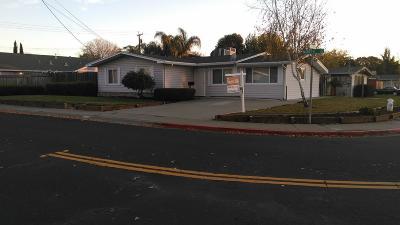 Concord Single Family Home For Sale: 3497 Moretti Drive