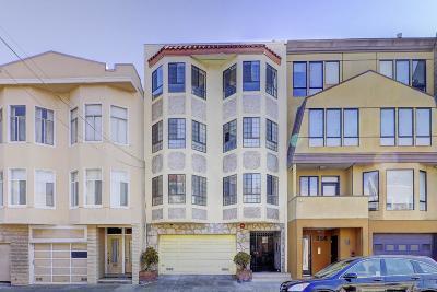 San Francisco Condo/Townhouse For Sale: 264 5th Avenue #3