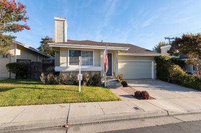 Santa Cruz Single Family Home For Sale: 1695 Colony Way