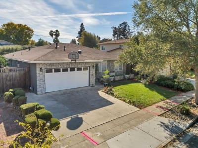 Sunnyvale Single Family Home For Sale: 1192 Kent Avenue