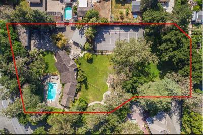 San Jose Single Family Home For Sale: 1733 Dry Creek Road