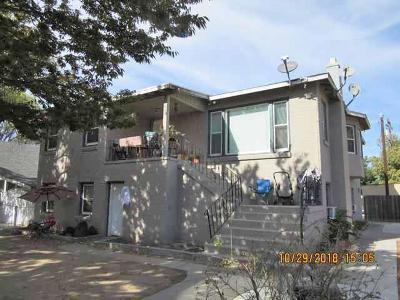 Modesto Multi Family Home For Sale: 202 Maple Street