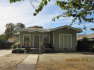 Modesto Multi Family Home For Sale: 116 Roselawn Avenue