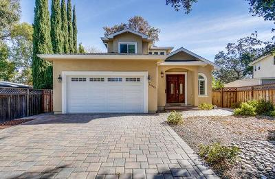 Cupertino Single Family Home For Sale: 10290 Sterling Boulevard