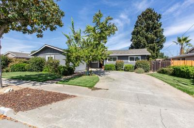 Sunnyvale Single Family Home For Sale: 1013 Payette Avenue