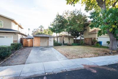 Cupertino Single Family Home Pending Show For Backups: 10370 Wunderlich Drive