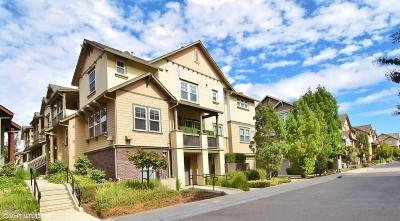 Livermore Condo/Townhouse For Sale: 168 Gillette Place #102