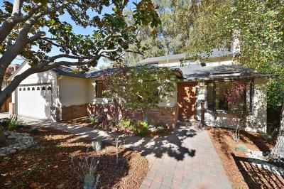 San Mateo Single Family Home For Sale: 330 Rolling Hills Avenue
