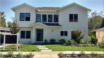 San Jose Single Family Home For Sale: 1238 Clark Way