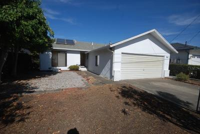 Half Moon Bay Single Family Home For Sale: 417 Granelli Avenue
