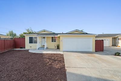 Fremont Single Family Home For Sale: 5274 Morris Way
