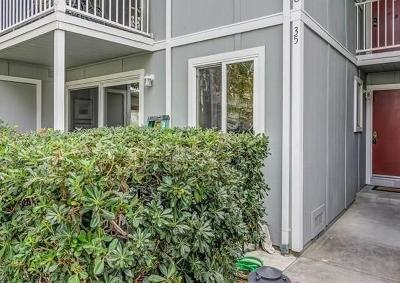Walnut Creek Condo/Townhouse For Sale: 1574 Sunnyvale Avenue #35